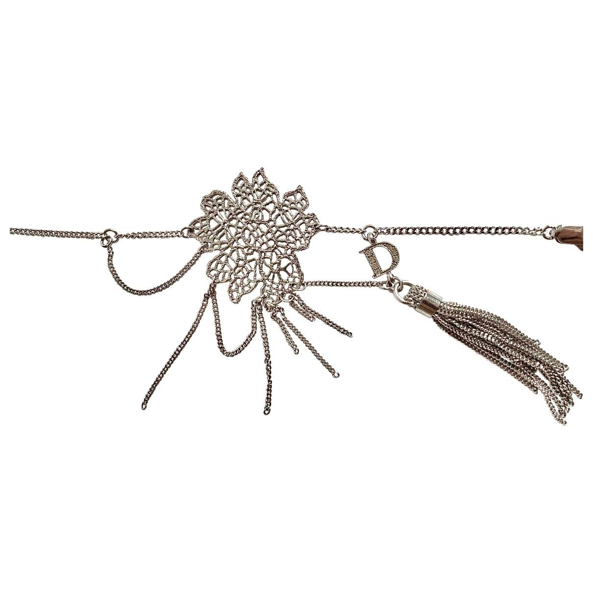Dior - Bracelet   pour femme en argent - argente