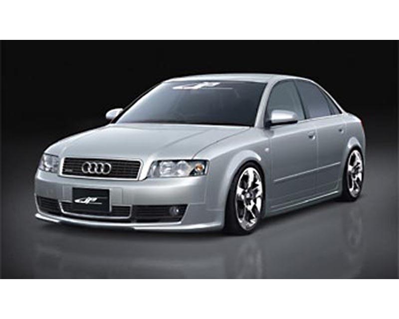 JP Front Under Spoiler Audi A4 02-04
