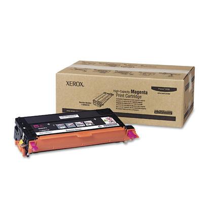 Xerox 113R00724 Original Magenta Toner Cartridge