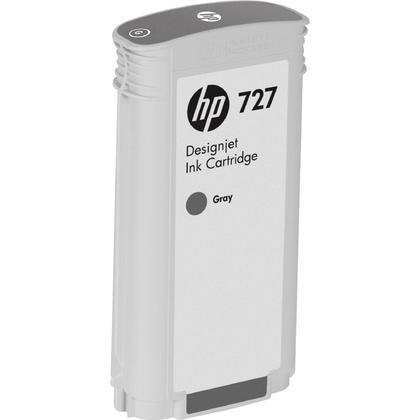 HP 727 B3P24A cartouche d'encre originale grise haute capacit� 130ml