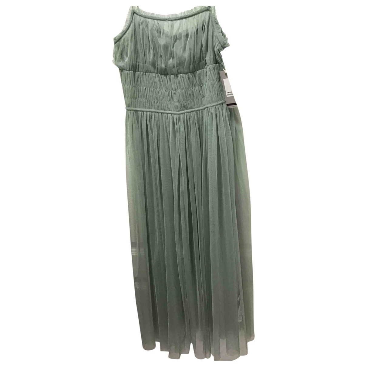 Zara \N Green dress for Women 32 FR