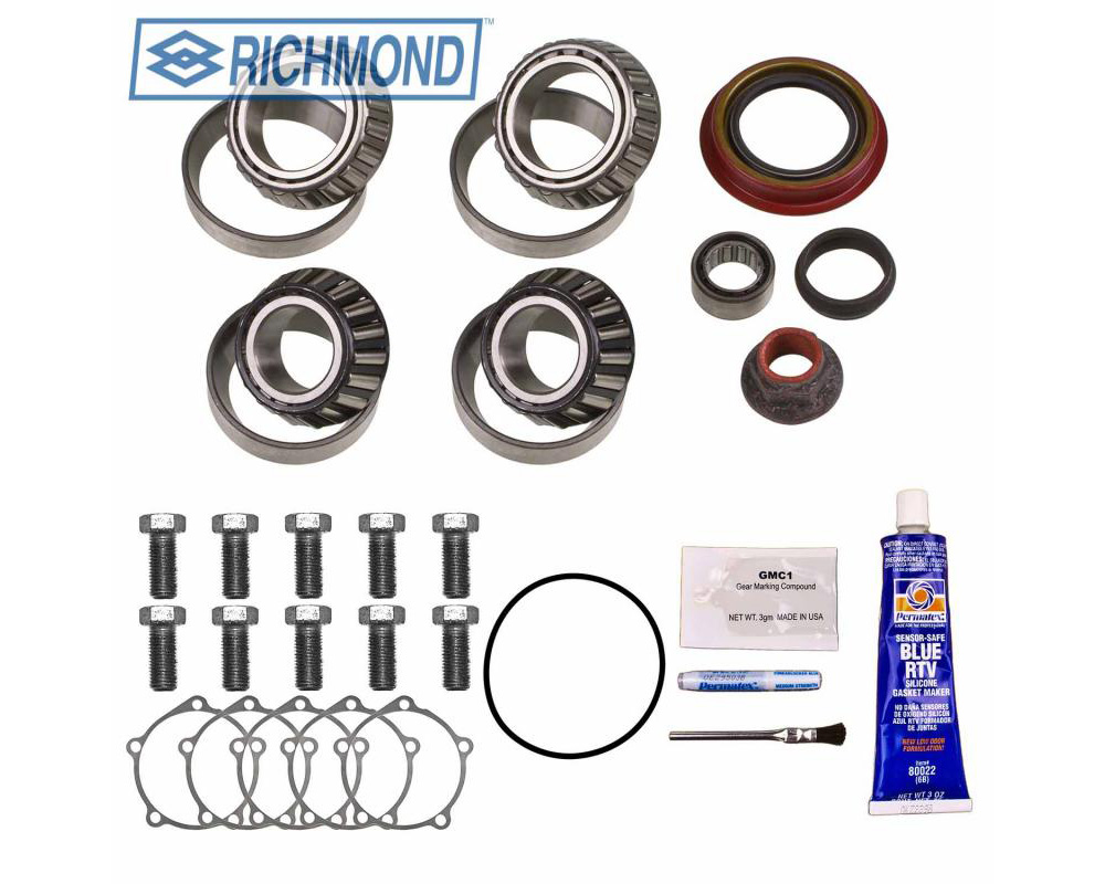 Richmond Differential Bearing Kit - Timken Rear
