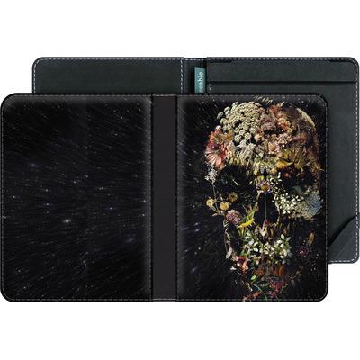 tolino vision 2 eBook Reader Huelle - Smyrna Skull von Ali Gulec