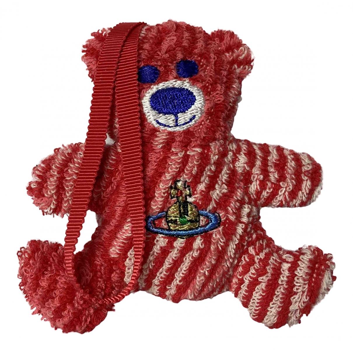 Vivienne Westwood \N Accessoires und Dekoration in  Rot Baumwolle