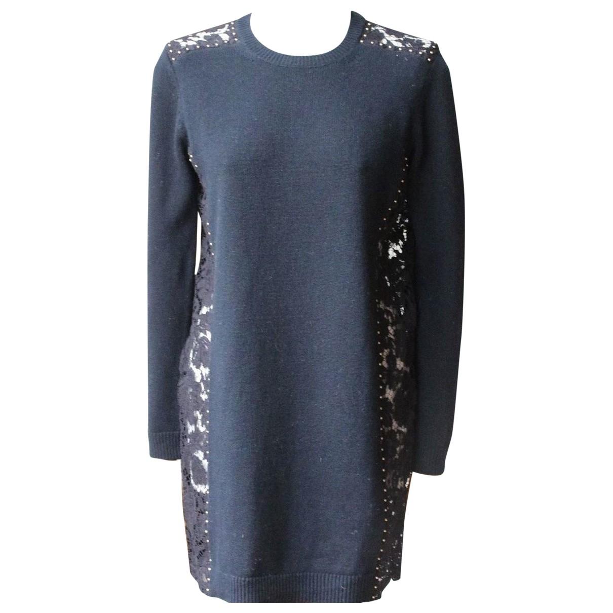Valentino Garavani - Pull   pour femme en laine - noir