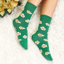 Egg Shaped Socks