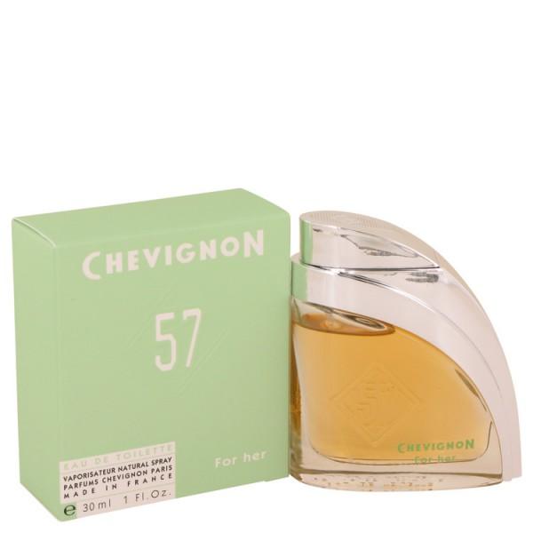 Jacques Bogart - Chevignon 57 : Eau de Toilette Spray 1 Oz / 30 ml