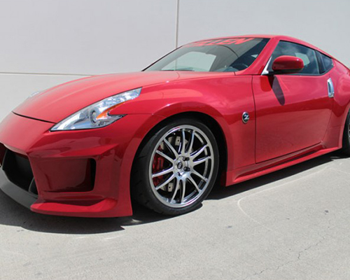 STILLEN 6-Piece Polyurethane Body Kit with Roof and Rear Wings Nissan 370Z Coupe 09-17