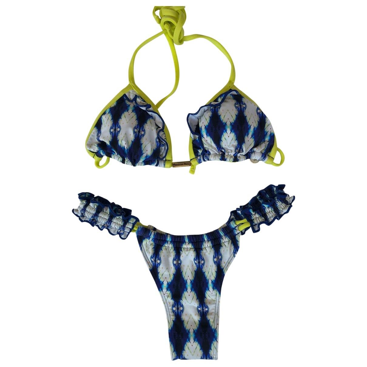 Non Signé / Unsigned \N Blue Swimwear for Women S International