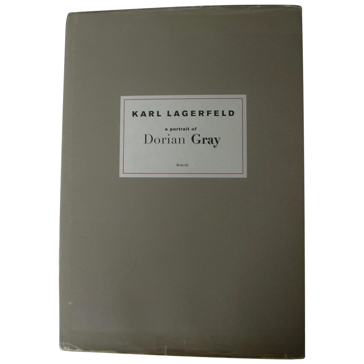 Karl Lagerfeld - Photographie   pour lifestyle en coton - blanc
