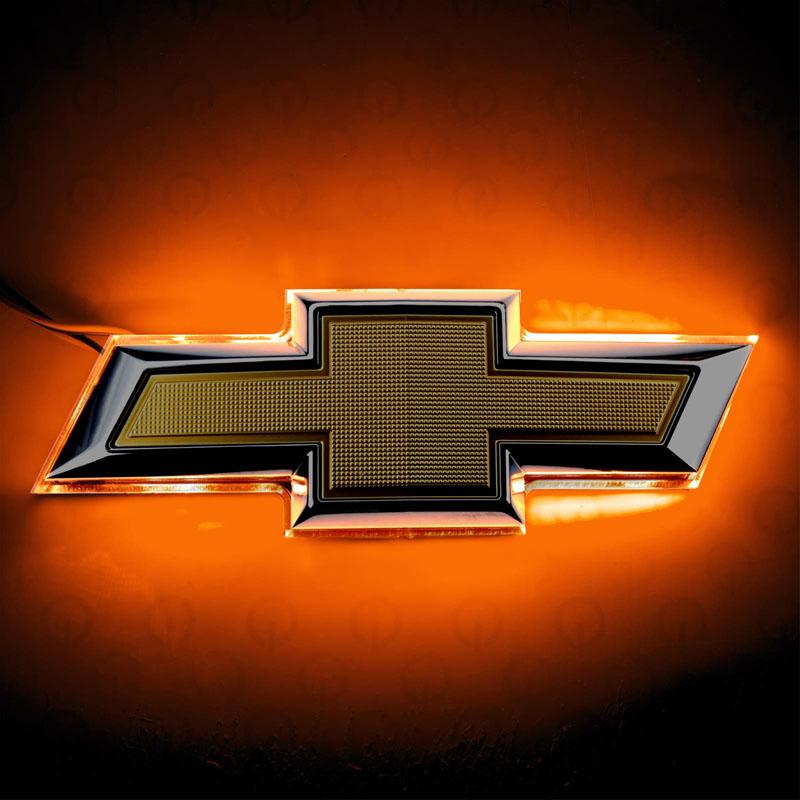 Oracle Lighting 3057-005 2014-2015 Chevrolet Camaro Illuminated Bowtie - Amber