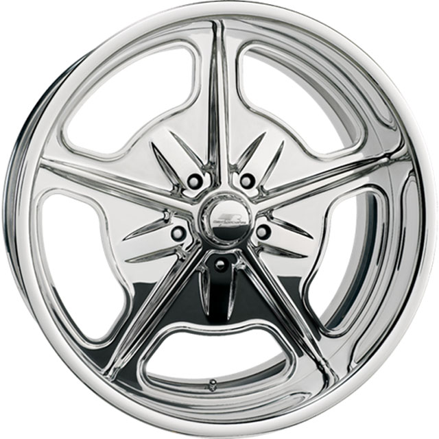 Billet Specialties VS35911Custom Bonneville Wheel 19x11