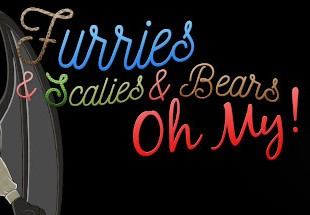 Furries & Scalies & Bears OH MY! Steam CD Key