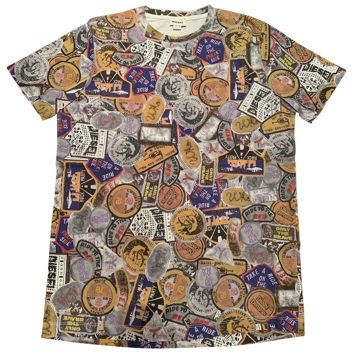 Diesel \N T-Shirts in Baumwolle