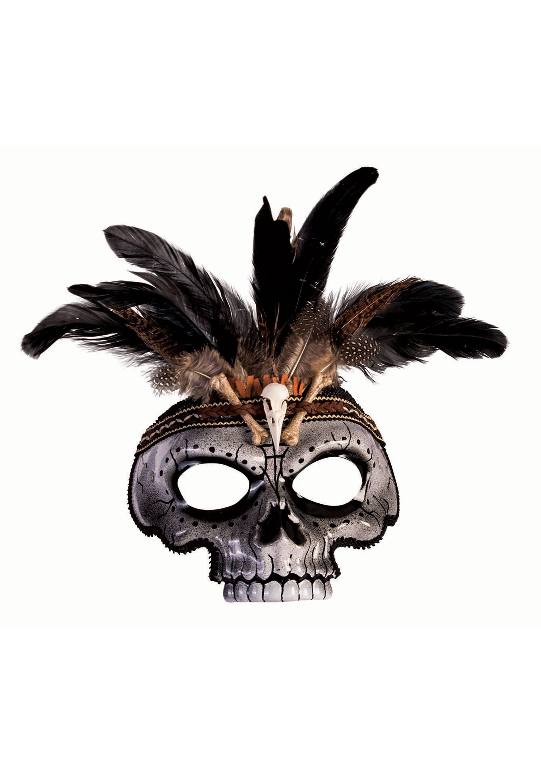 Voodoo Men's Mask