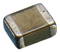Murata , 1206 (3216M) 100μF Multilayer Ceramic Capacitor MLCC 6.3V dc ±20% , SMD GRM31CR60J107ME39K (10)