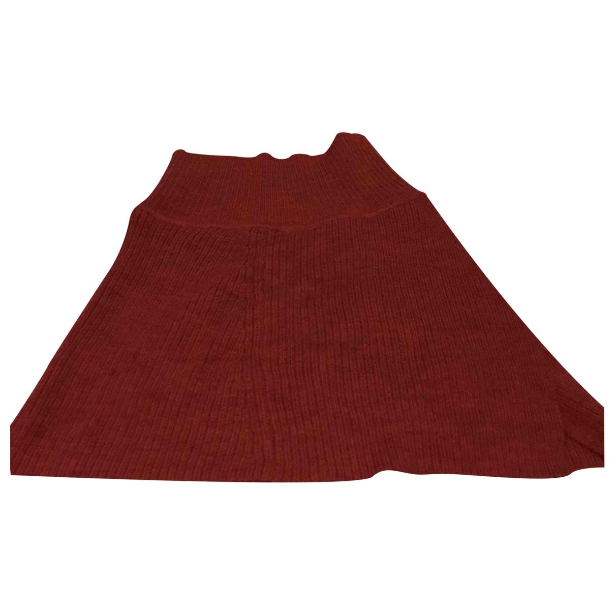 Mini falda de Lana Isabel Marant Etoile