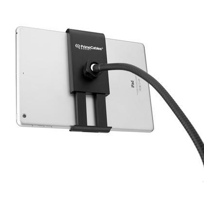 Gooseneck flexible, port de montage pour tablettes iPad et téléphone - PrimeCables®