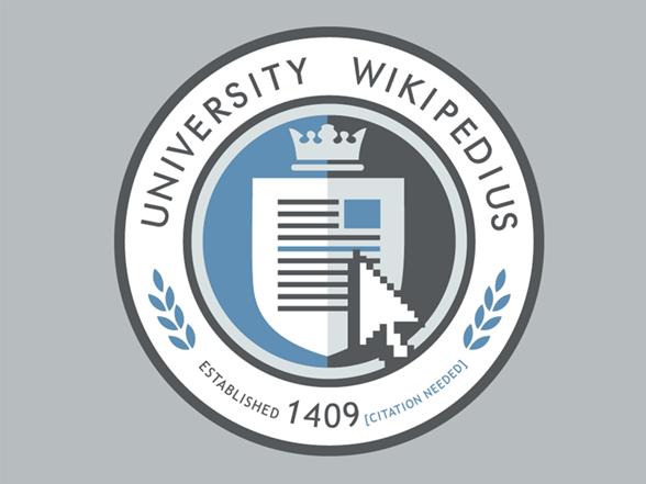 University Wikipedius T Shirt