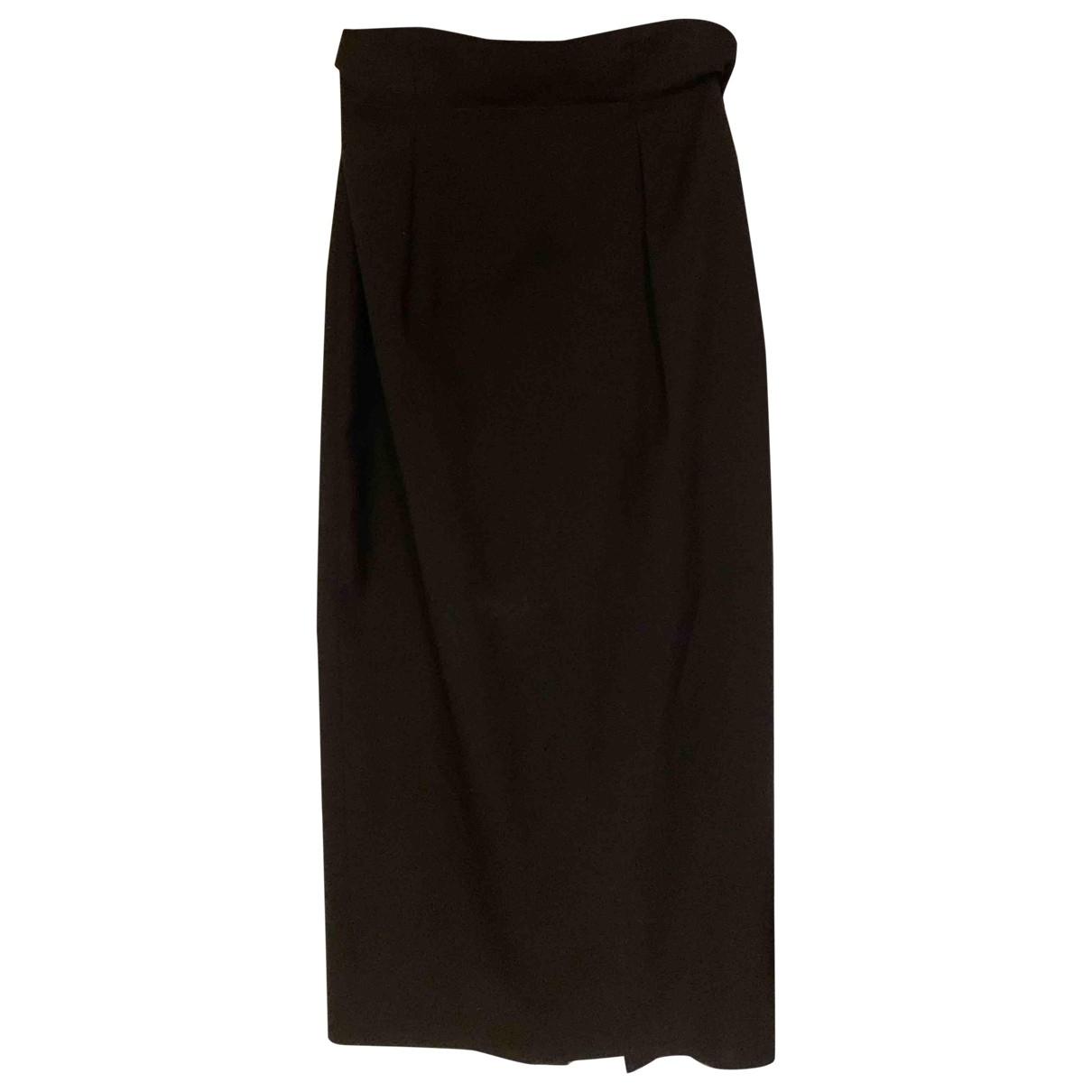 John Rocha - Jupe   pour femme en laine - noir