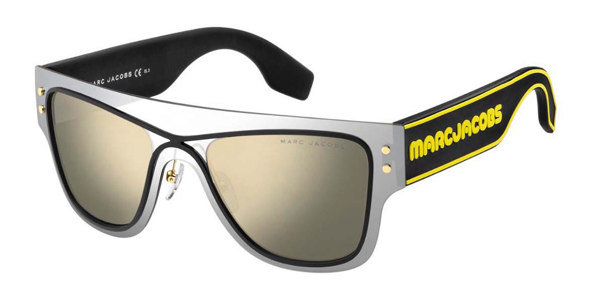 Marc Jacobs MARC 354/S 40G/UE Women's Sunglasses Grey Size 55
