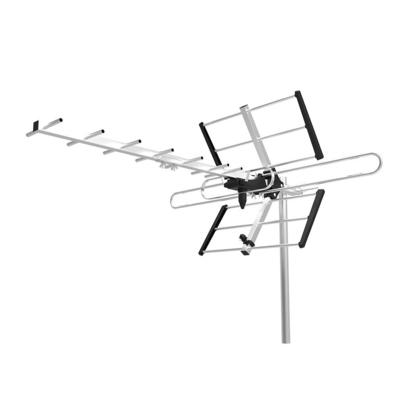 Professional HDTV Fishbone Outdoor Antenna(mounting pole not included) - PrimeCables®