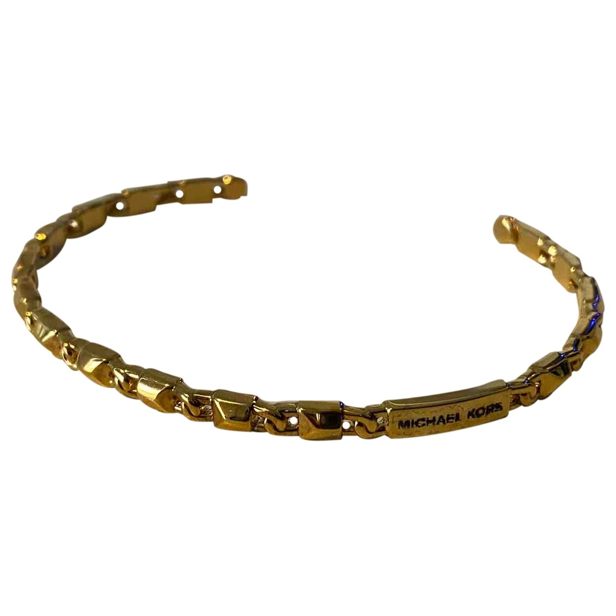 Michael Kors \N Armband in  Gold Silber