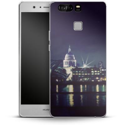 Huawei P9 Silikon Handyhuelle - Thames von Ronya Galka