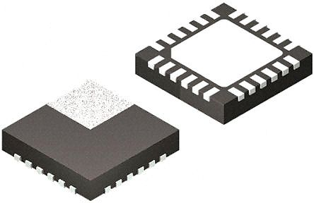 Texas Instruments TPS53313RGET, 1-Channel, Step Down, Synchronous DC-DC Converter, Adjustable 24-Pin, VQFN