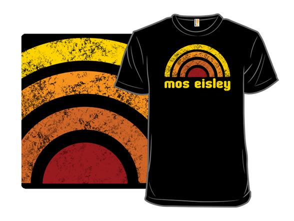 Tatooine Desert T Shirt
