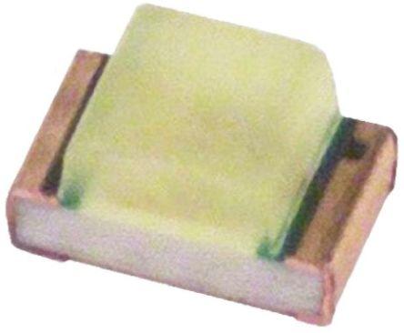 Lite-On 3.6 V White LED 2012 (0805) SMD,  CHIPLED 0805 LTW-170ZDC (10)