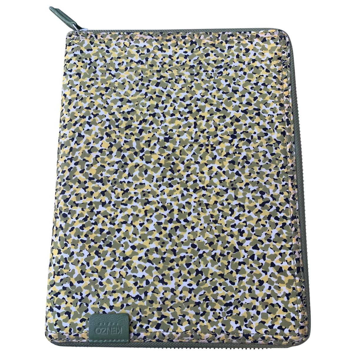 Kenzo - Accessoires   pour lifestyle en cuir - vert