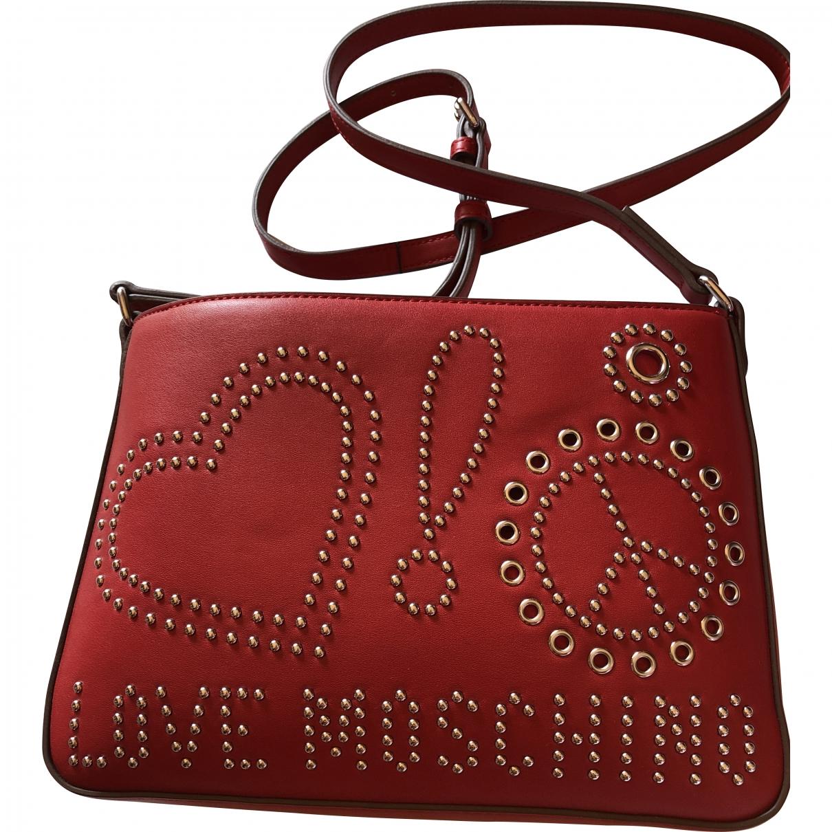 Moschino Love \N Red handbag for Women \N