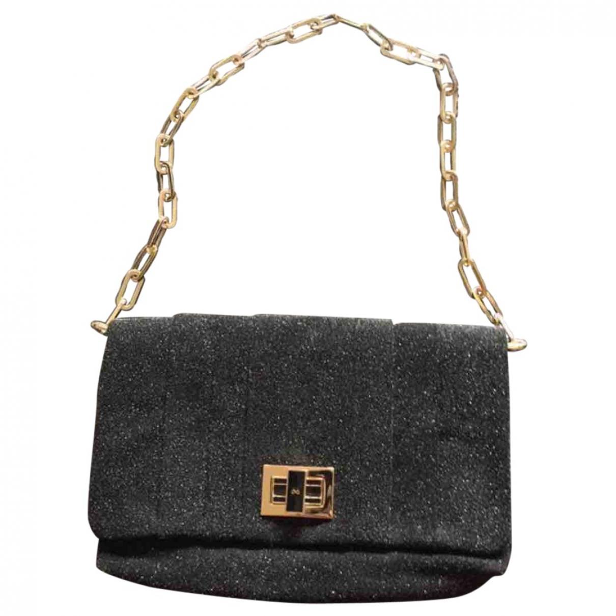 Anya Hindmarch \N Black Leather handbag for Women \N