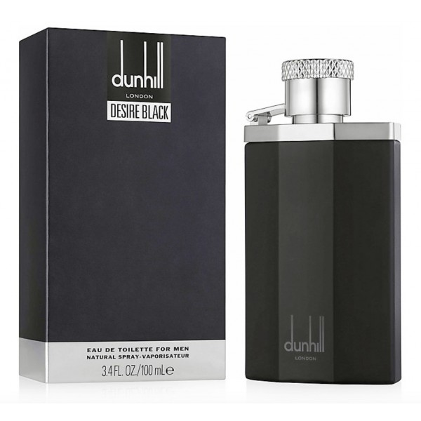 Desire Black - Dunhill London Eau de toilette en espray 100 ML