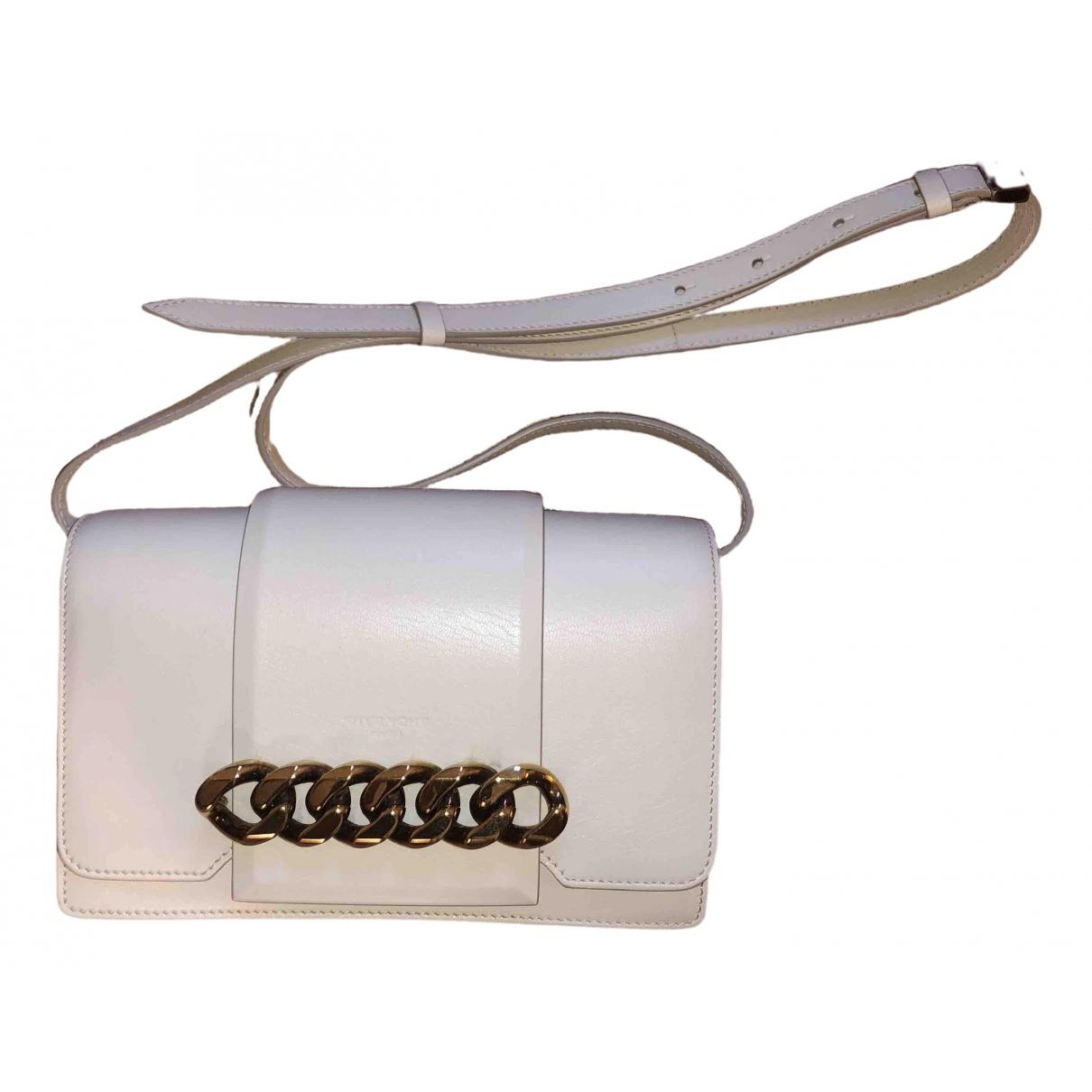 Givenchy Infinity Handtasche in  Ecru Leder