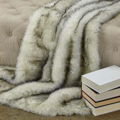 Polar Bear Collection PBEZ1777-3660-TC 36W x 60L Faux Fur Luxury