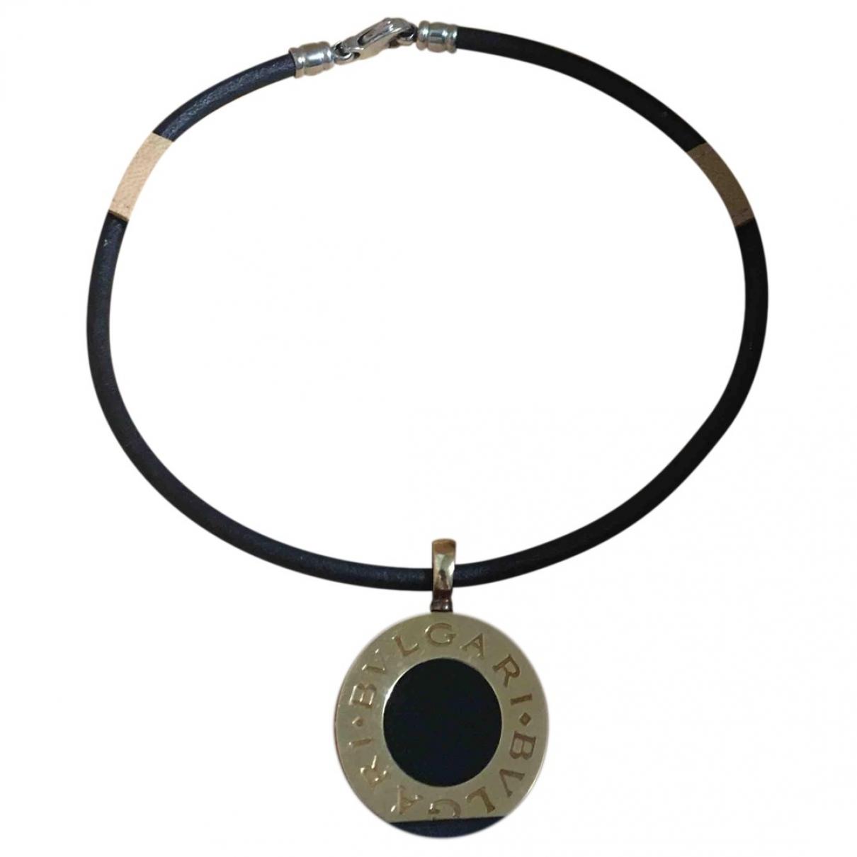 Collar Monete de Oro amarillo Bvlgari