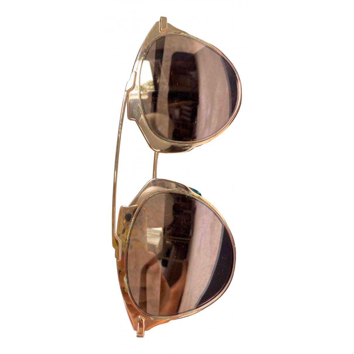Gafas de aviador Reflected Dior