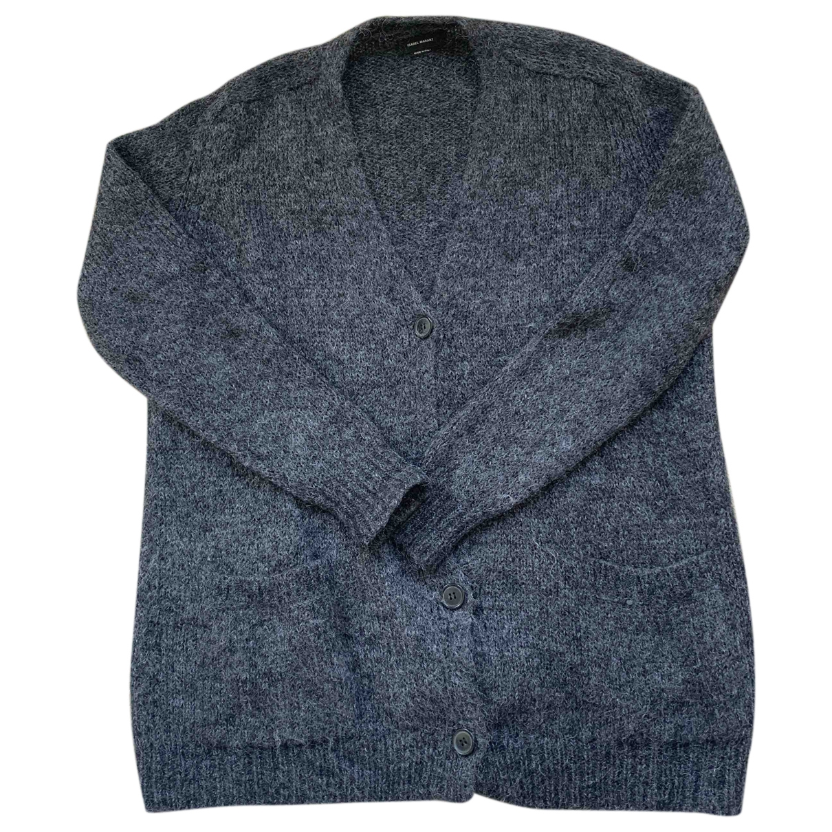 Isabel Marant \N Pullover in  Grau Wolle