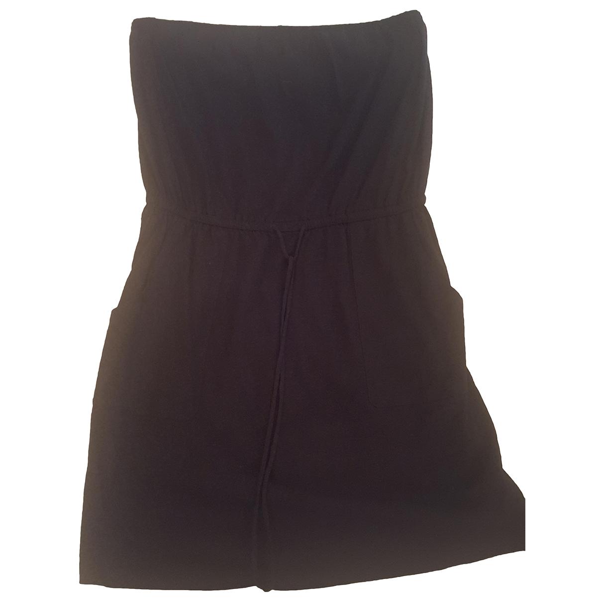 Juicy Couture - Robe   pour femme en coton - noir