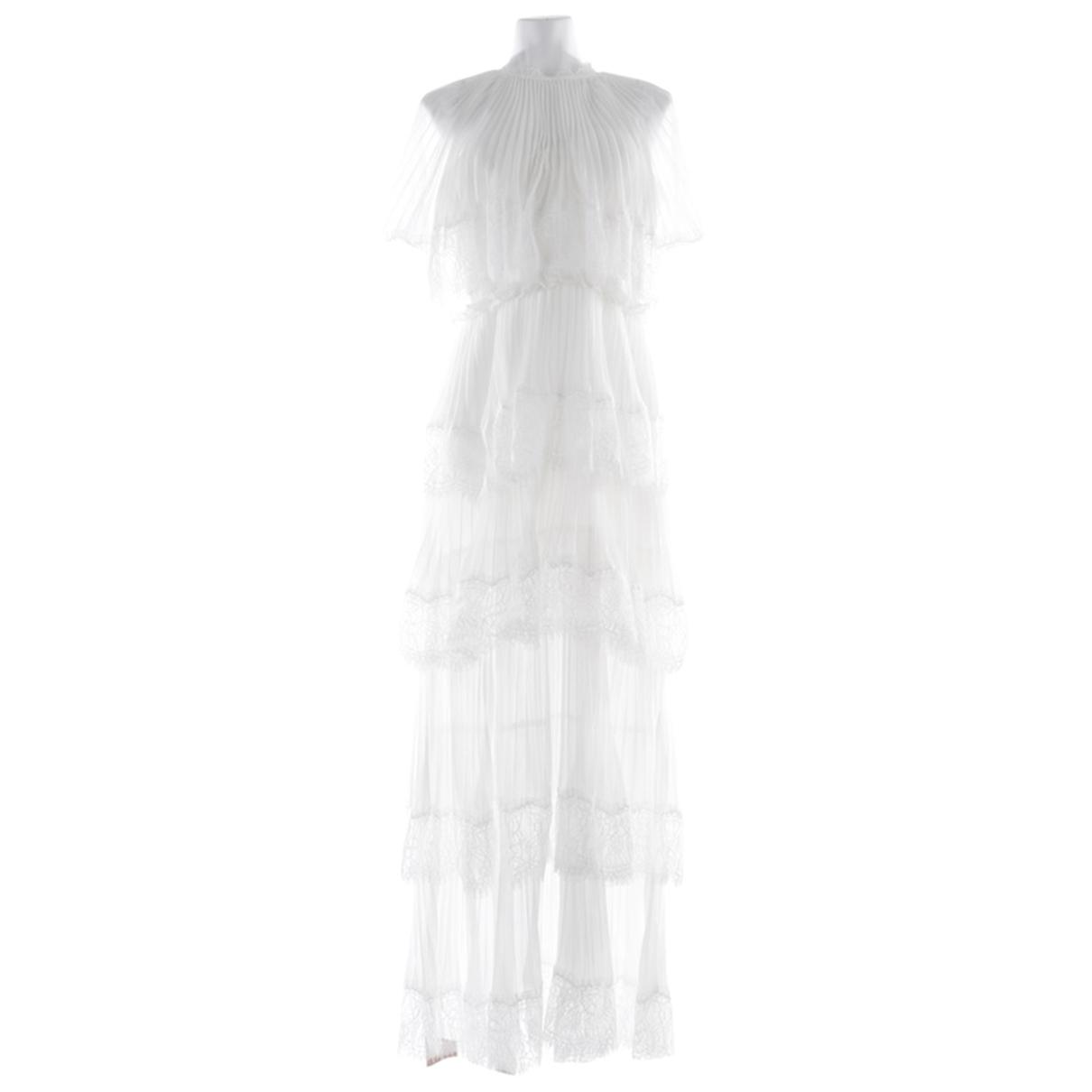Self Portrait \N White dress for Women 40 FR
