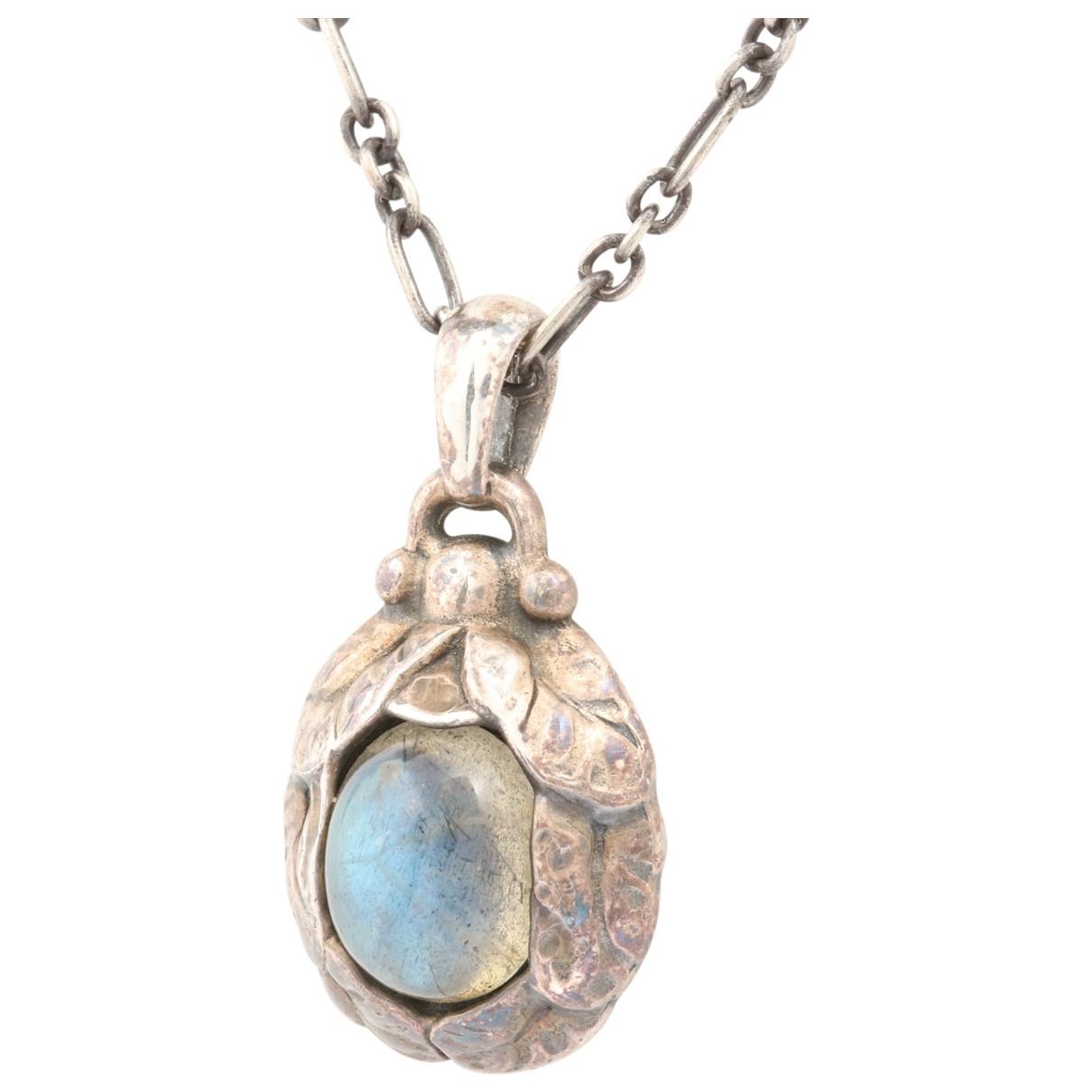 Georg Jensen N Silver necklace for Women N