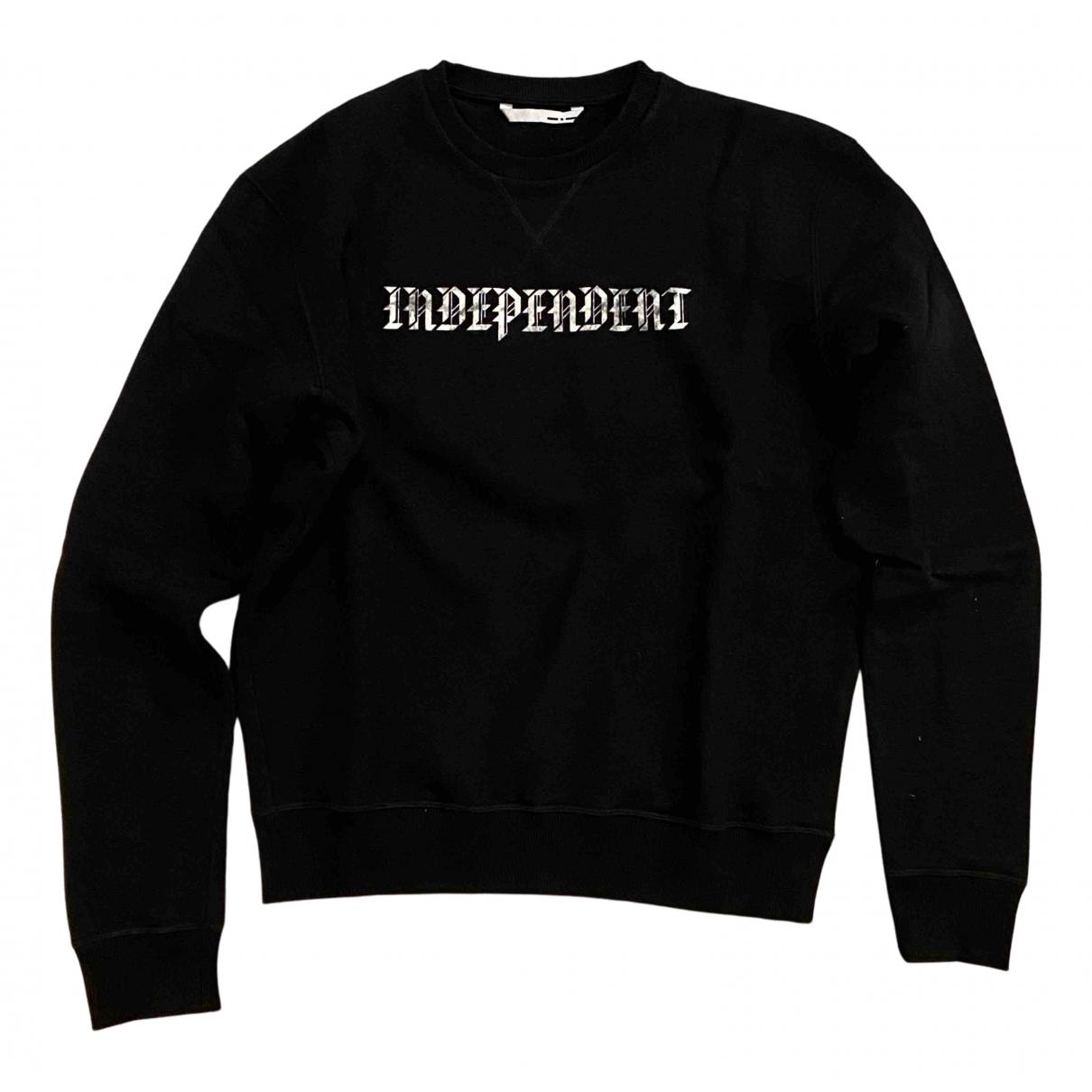 Italia Independent - Pulls.Gilets.Sweats   pour homme en coton - noir