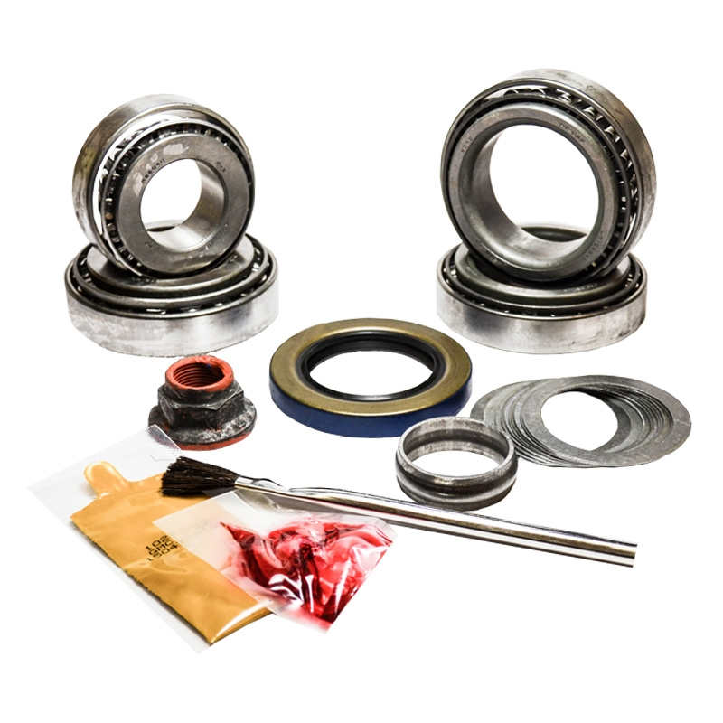 Ford 8.8/9 Inch Front Rear Master Install Kit Reverse 35 Spline Nitro Gear and Axle
