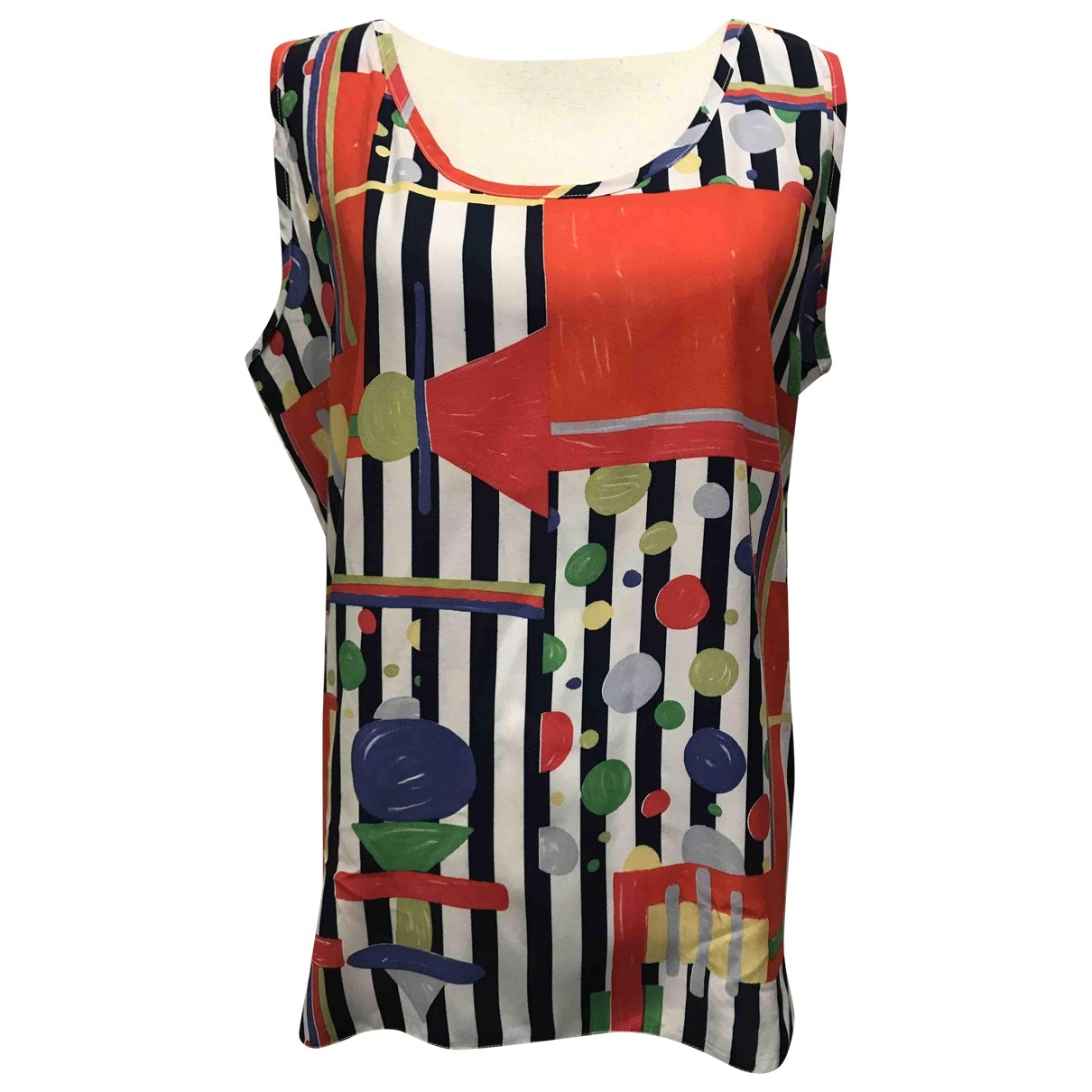 Non Signé / Unsigned \N Multicolour  top for Women 46 FR