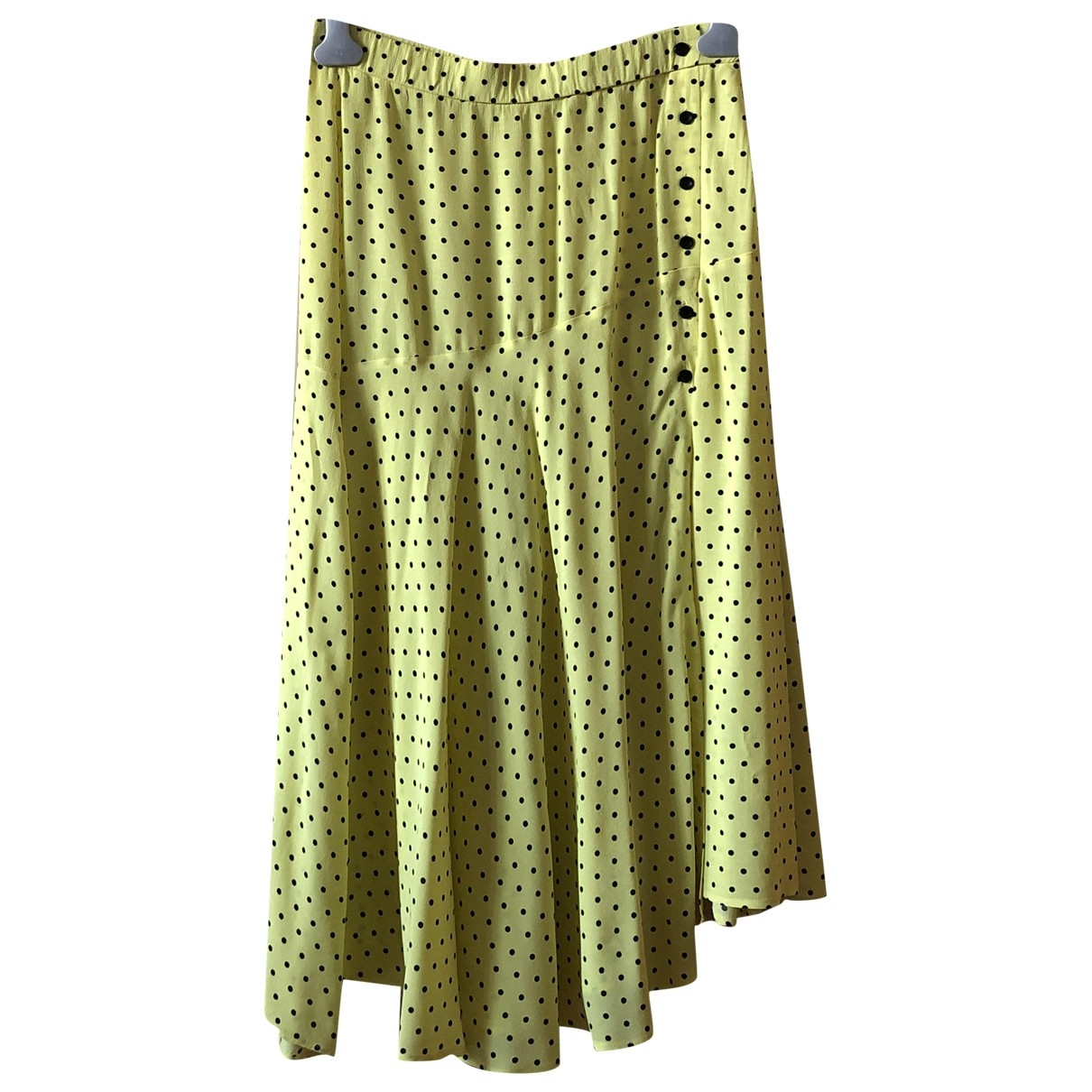 Zara \N Yellow skirt for Women L International