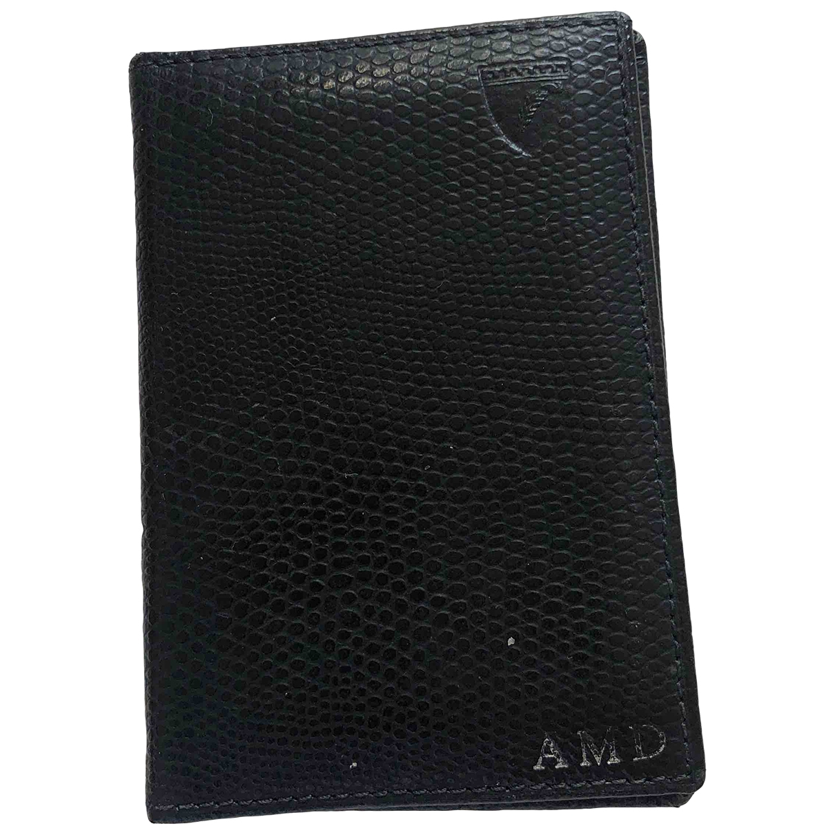 Aspinal Of London - Petite maroquinerie   pour femme en cuir - noir