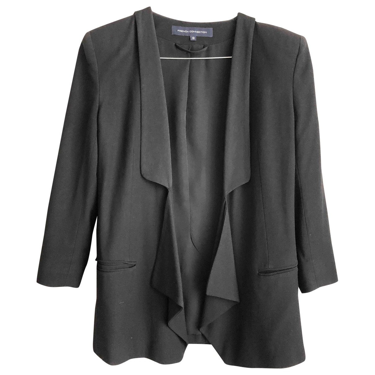French Connection \N Black jacket for Women 10 UK