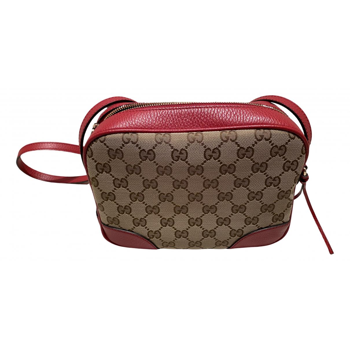 Gucci Bree Red Cloth handbag for Women \N